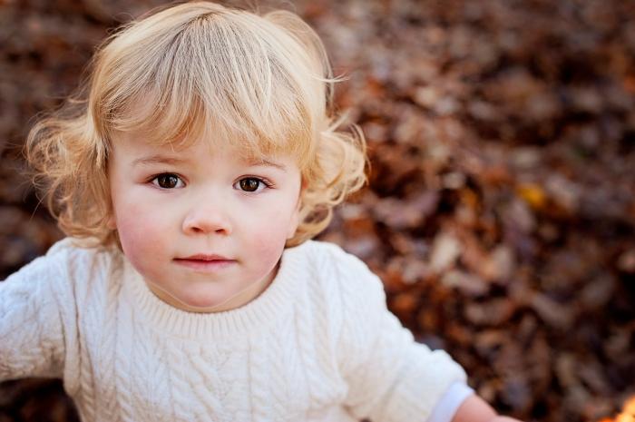 Allegra, 21 months