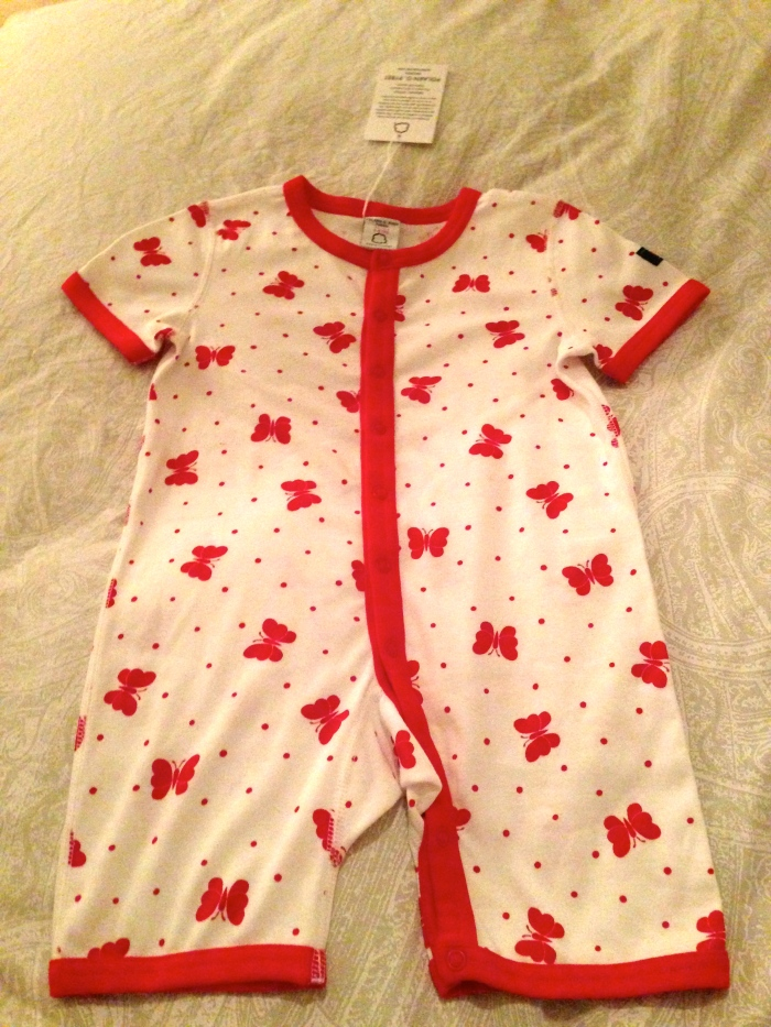 Butterfly Print PJs, from £16.50, Polarn O. Pyret