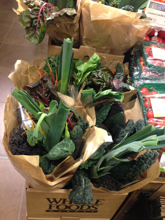 a vegetable bouquet!